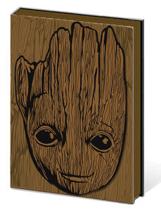 Quaderno A5 Guardians Of The Galaxy Vol. 2. Groot