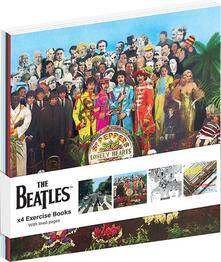 Quaderno Beatles. Albums Exercise Books