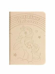 Quaderno My Little Pony Retro Part Time Unicorn A6 Premium Notebook Cdu 12