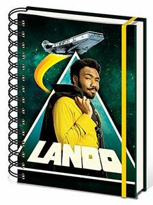 Quaderno Star Wars Solo Lando A5 Wiro Notebook Cdu 10