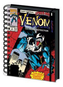Quaderno Venom Lethal Protection A5 Wiro Notebook Cdu 10