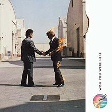 Stampa Su Tela 40X40Cm Pink Floyd. Wish You Were Here