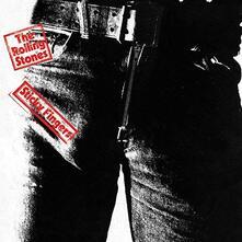 Stampa Su Tela 40X40Cm Rolling Stones. Sticky Fingers