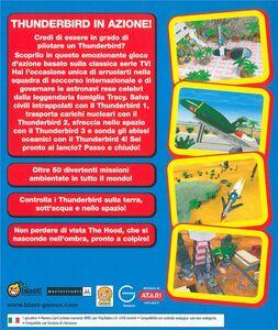 Videogioco Thunderbirds PlayStation2 1