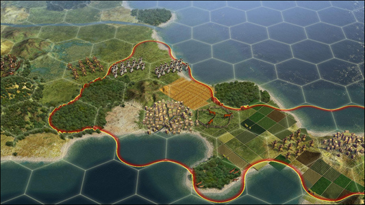 Videogioco Sid Meier's Civilization V (versione Mac) Mac OS 1