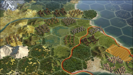 Videogioco Sid Meier's Civilization V (versione Mac) Mac OS 3