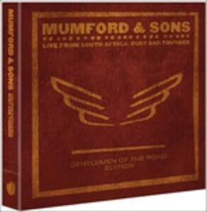 CD Live in South Africa. Dust and Thunder di Mumford & Sons