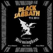 CD The End Black Sabbath