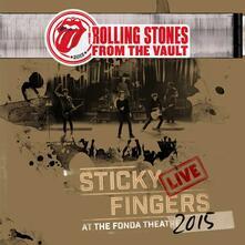 Sticky Fingers Live at the Fonda Theatre 2015 - CD Audio + DVD di Rolling Stones