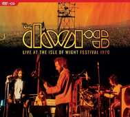 CD Live at the Isle of Wight Festival 1970 Doors
