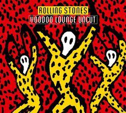 CD Voodoo Lounge Uncut Rolling Stones