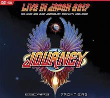 Escape & Frontiers Live in Japan - CD Audio + DVD di Journey