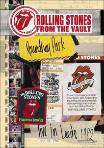 The Rolling Stones. From The Vault: Roundhay Park (Live in Leeds 1982) - Blu-ray