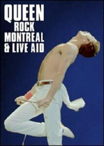 Queen. Rock Montreal & Live Aid - Blu-ray