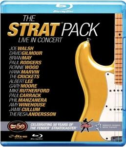 The Strat Pack. Live Concert - Blu-ray