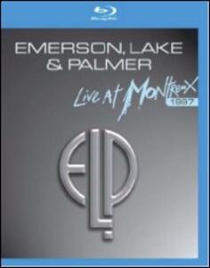 Emerson, Lake & Palmer. Live At Montreaux 1997 - Blu-ray