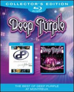Deep Purple. Live at Monreux 2006. Live at Montreux 2011 (2 Blu-ray)