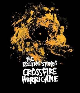 The Rolling Stones. Crossfire Hurricane di Brett Morgen - Blu-ray