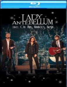 Lady Antebellum. Live. On This Winter's Night - Blu-ray