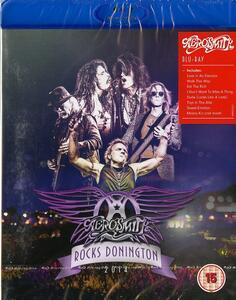 Aerosmith. Rocks Donington 2014 - Blu-ray