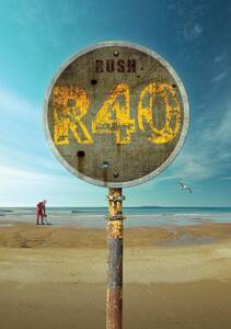 Rush. R40 (6 DVD)