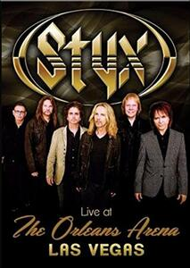 Styx. Live At The Orleans Arena Las Vegas (12 Blu-ray) - Blu-ray