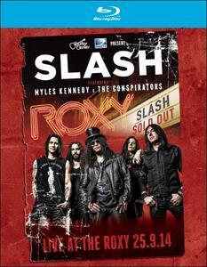 Slash. Live at the Roxy 25.9.2014 - Blu-ray