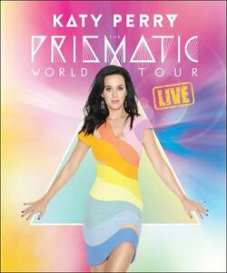 Katy Perry. The Prismatic World Tour - Blu-ray