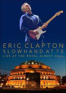 Eric Clapton. Slowhand at 70. Live at Royal Albert Hall - Blu-ray