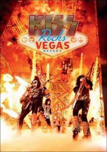 Kiss. Kiss Rocks Vegas - Blu-ray