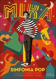 Mika. Sinfonia Pop - Blu-ray