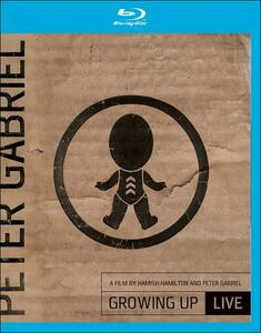 Peter Gabriel. Growing Up Live. Still Growing Up: Live & Unwrapped (2 DVD)