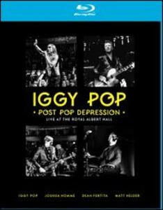Iggy Pop. Post Pop Depression. Live at the Royal Albert Hall - Blu-ray