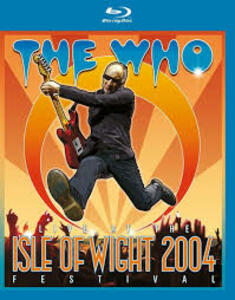 The Who. Live at the Isle of Wight (Blu-ray) - Blu-ray