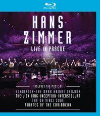 Film Live in Prague (Blu-ray)