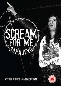 Scream For Me Sarajevo (Blu-ray) - Blu-ray