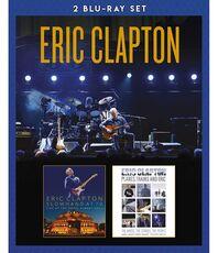 Film Slowhand at 70. Live at the Royal Albert Hall - Planes, Trains and Eric (2 Blu-ray)