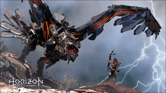 Videogioco Horizon: Zero Dawn - PS4 PlayStation4 4