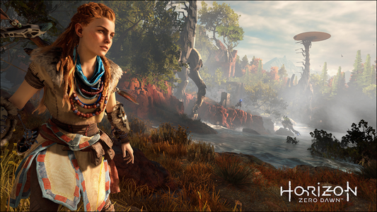 Videogioco Horizon: Zero Dawn - PS4 PlayStation4 5