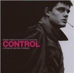 Cover della colonna sonora del film Control