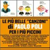 CD Le più belle canzoni di Paolo Poli per i più piccini Paolo Poli