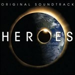 Cover CD Colonna sonora Heroes