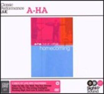 Foto Cover di Live at Valhalla, CD di A-Ha, prodotto da Warner Music