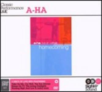 CD Live at Valhalla di A-Ha