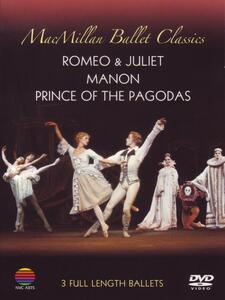 MacMillan Ballet Classics (3 DVD)