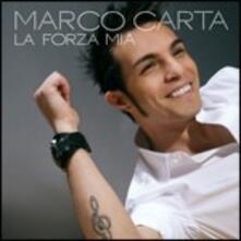 La forza mia - CD Audio di Marco Carta