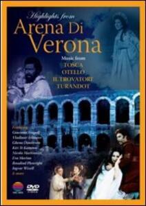 Highlights From Arena di Verona - DVD