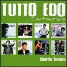 CD Tutto Edo Cantautore Edoardo Bennato
