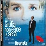 Cover CD Colonna sonora Giulia non esce la sera