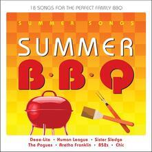 Summer Bbq - CD Audio
